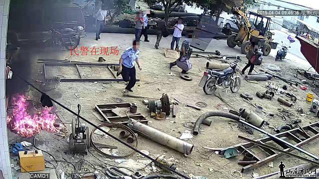 陆丰市博美镇发生一起疑因土地纠纷引起的恶性斗殴事件 陆丰