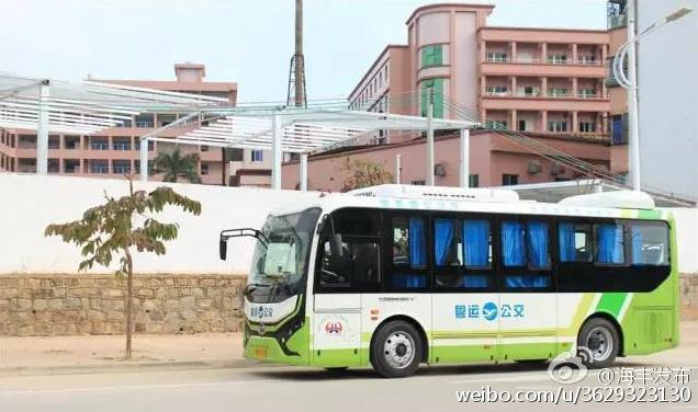 汕尾公交117路、105路车辆线路调整 汕尾新闻