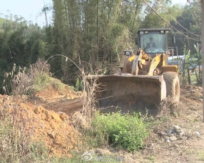 陆河县河田镇上径村开展环境卫生整治 陆河 第2张