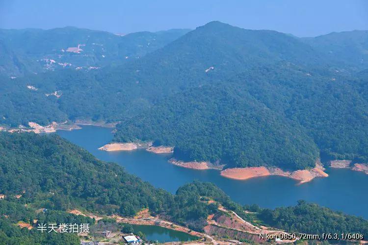 陆河南万镇神象山、南天湖景区 陆河新闻 第8张