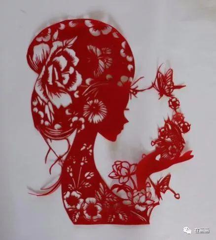 陆丰市湖东中学一女老师代领学生将中国历史做成剪纸 陆丰新闻 第13张