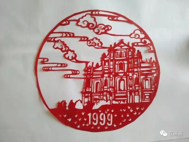 陆丰市湖东中学一女老师代领学生将中国历史做成剪纸 陆丰新闻 第9张