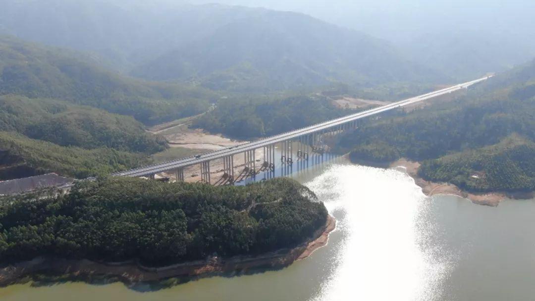 兴汕高速公路海丰段一期工程建设有序推进 海丰新闻 第4张