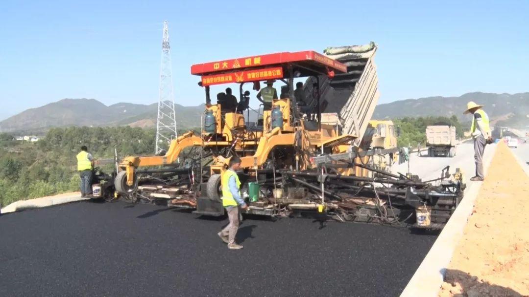 兴汕高速公路海丰段一期工程建设有序推进 海丰新闻 第2张