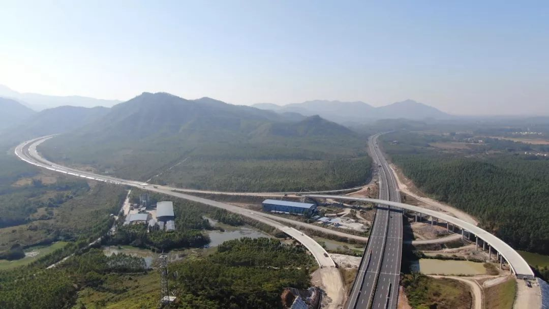 兴汕高速公路海丰段一期工程建设有序推进 海丰新闻 第5张