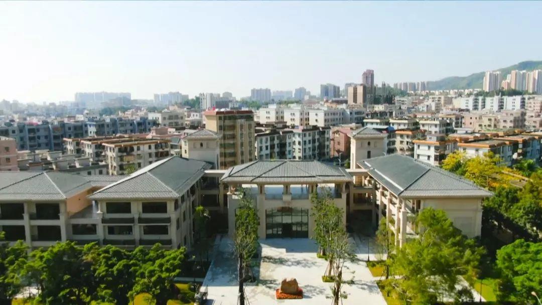 海丰彭湃中学提质升级工程项目交付使用 海丰 第6张
