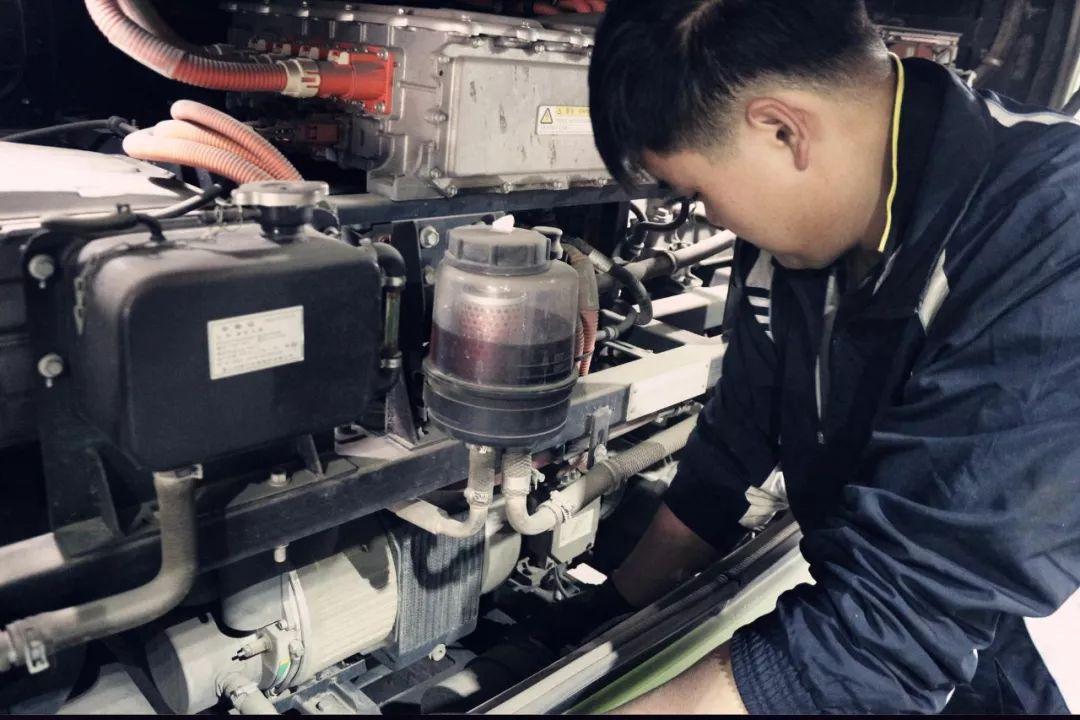 """汕尾""""比亚迪新能源汽车售后服务站""""揭牌 汕尾新闻 第6张"""
