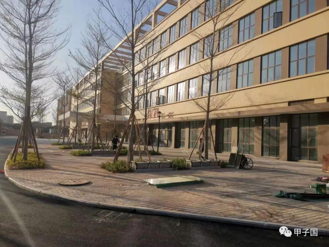 陆丰市第二人民医院(甲子人民院)即将完工 陆丰新闻 第2张