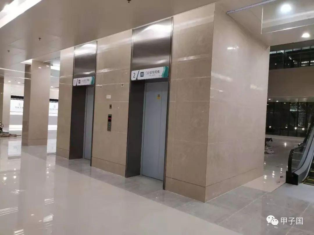 陆丰市第二人民医院(甲子人民院)即将完工 陆丰新闻 第6张