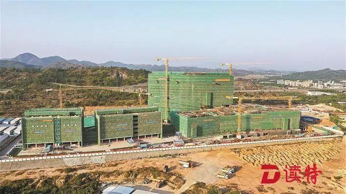 深汕中心医院:高标准打造粤东区域医疗中心 深汕合作区 第1张