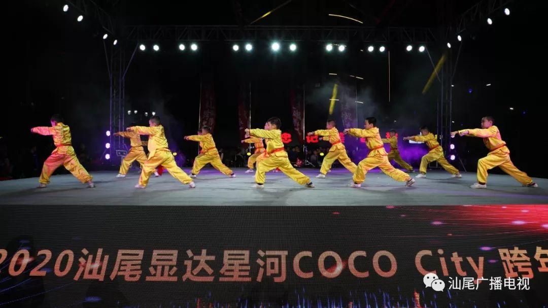 汕尾最红跨年盛典星河Cococity跨年盛典如约而至 汕尾新闻 第17张