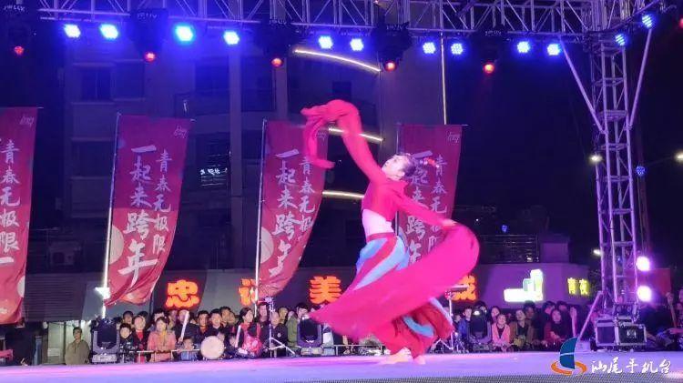 汕尾最红跨年盛典星河Cococity跨年盛典如约而至 汕尾新闻 第26张