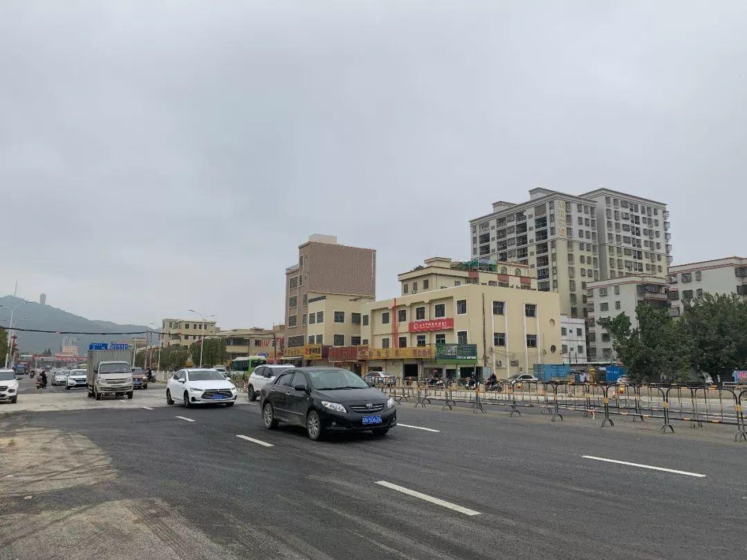 汕尾大道主道临时开放通车 汕尾新闻 第2张
