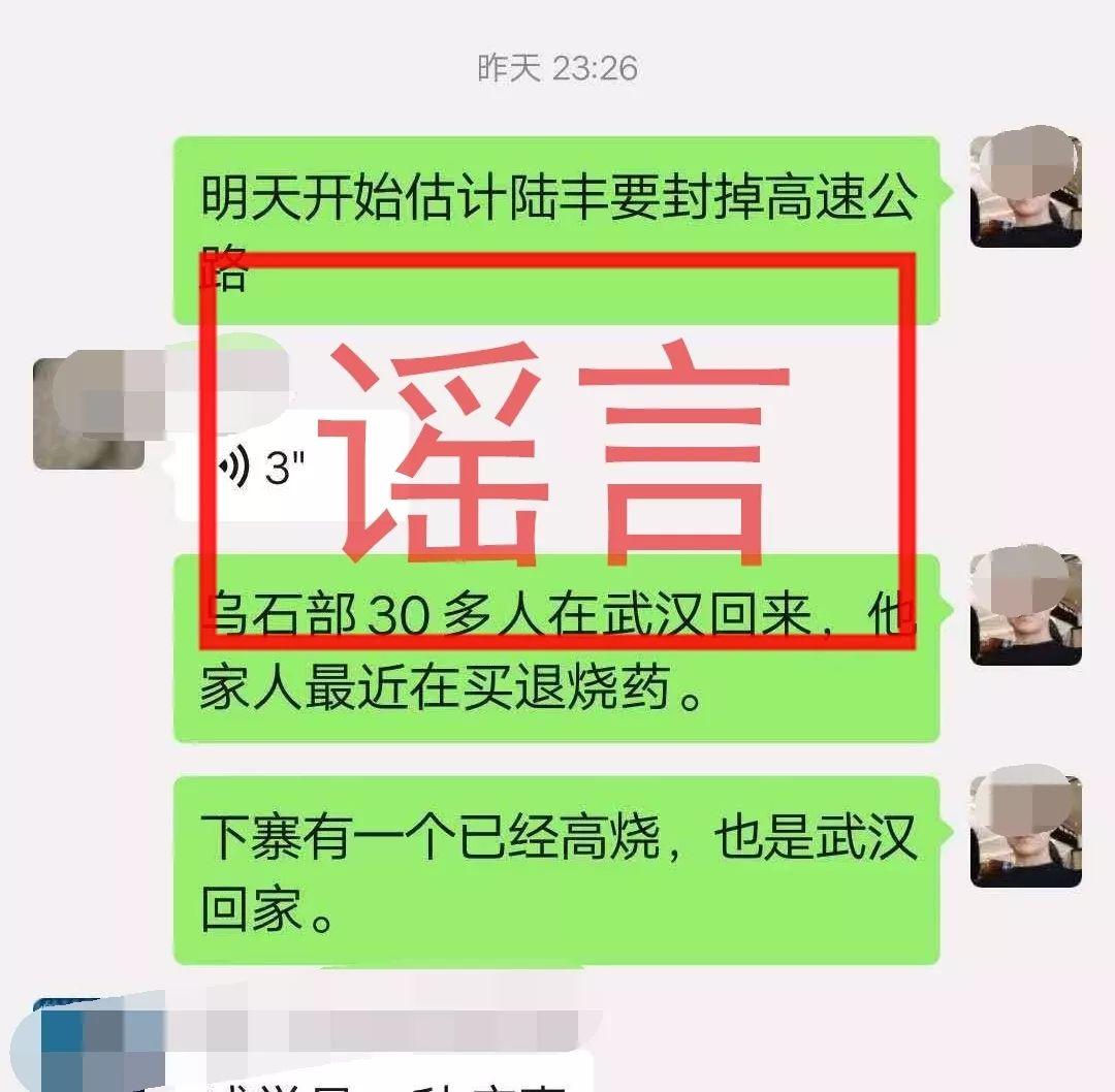陆丰公安依法打击涉疫情谣言 抓获1男1女 陆丰新闻 第3张