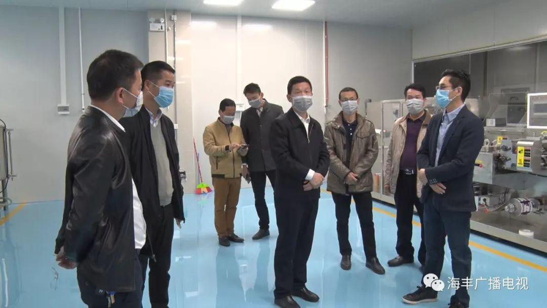 海丰本地两口罩厂即将投产 海丰新闻 第3张