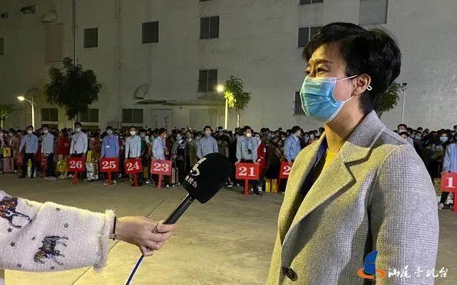 汕尾等地包车接送外地工人返厂上央视《新闻联播》 汕尾新闻 第19张