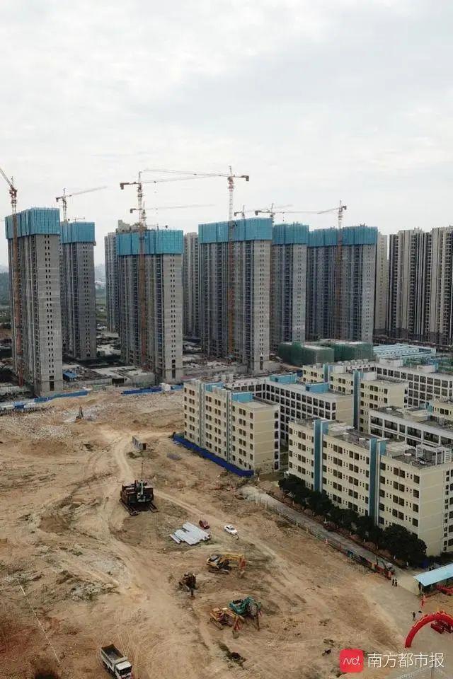 华师附中汕尾学校小学部开工建设  9月预计招生1800人 汕尾新闻 第2张