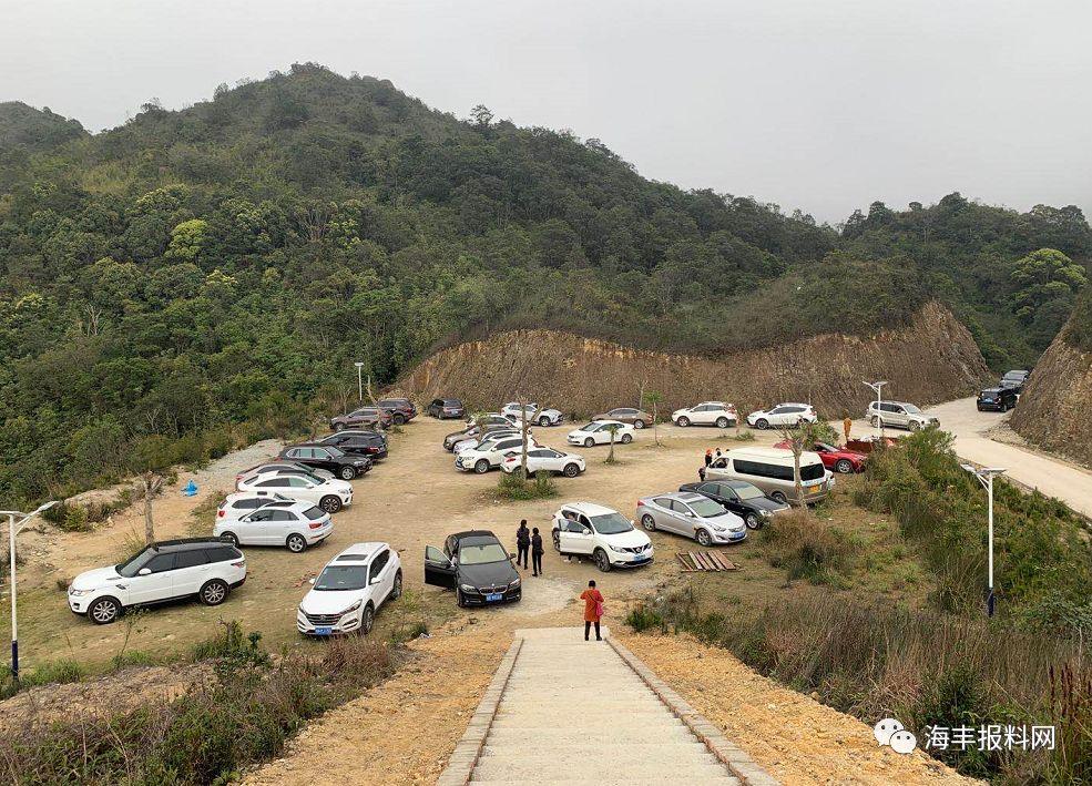 海丰莲花山飞瓦寺成新网红景点 登山顶可看云海 海丰新闻 第12张