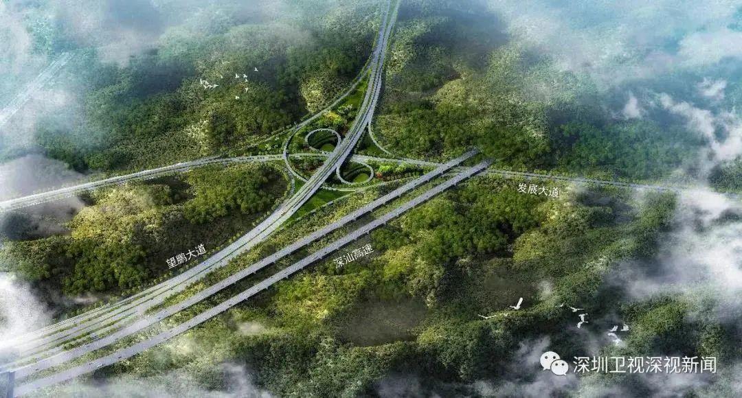 深汕合作区中心区开建 深汕合作区新闻 第9张