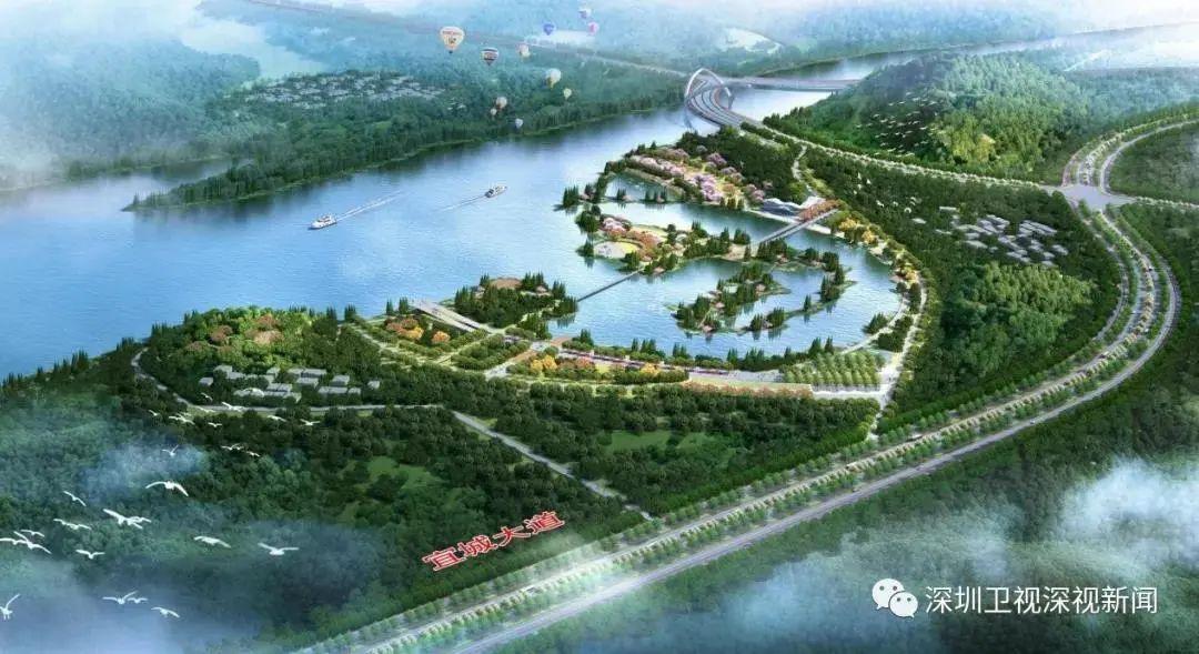 深汕合作区中心区开建 深汕合作区新闻 第12张