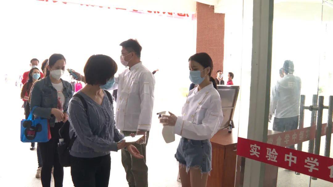 海丰实验中学举行疫情防控演练 为开学做准备 汕尾新闻 第4张