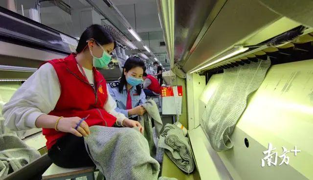 海丰308家服装企业复工 海丰新闻 第3张