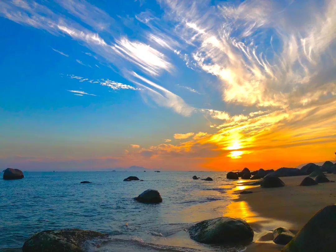 打卡陆丰最热海滩 金厢观音岭银滩 汕尾吃喝玩乐 第4张