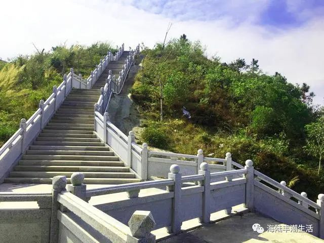 曾经跨过的山与海——海丰大德岭与大湖海 汕尾吃喝玩乐 第14张