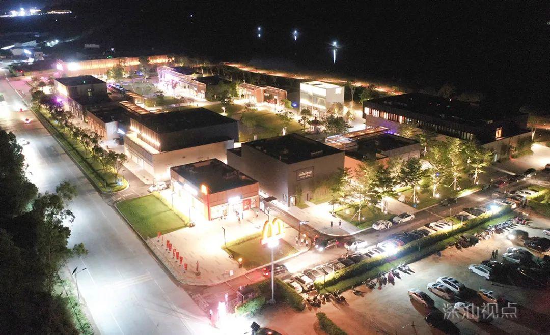 20.5公里深汕大道沿线643盏太阳能路灯亮了 深汕合作区新闻 第4张