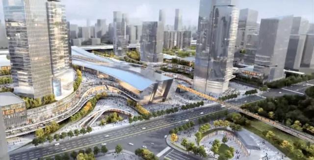 深汕高铁将设西丽站、清水河站、深汕站等6站 深汕合作区新闻 第3张