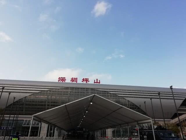深汕高铁将设西丽站、清水河站、深汕站等6站 深汕合作区新闻 第5张