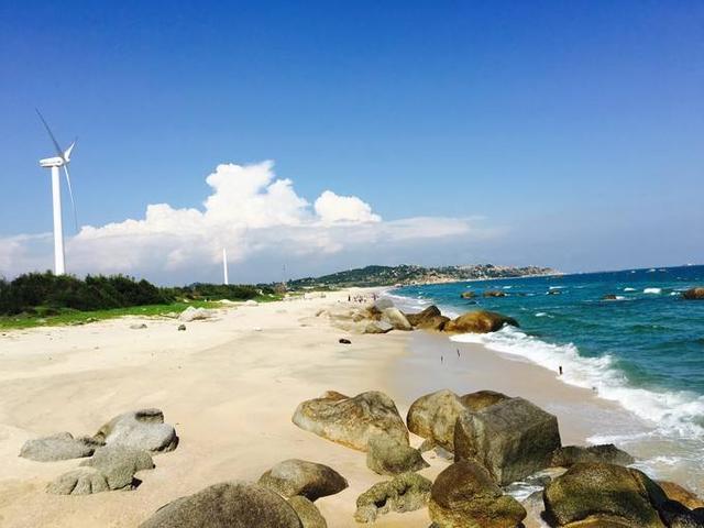汕尾红海湾旅游区有哪些景点? 汕尾吃喝玩乐 第1张