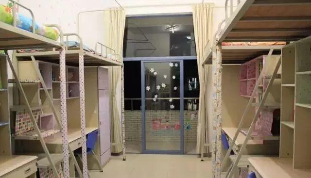 广东环境最好的10所大学宿舍,你的宿舍上榜了吗? 特别关注 第24张