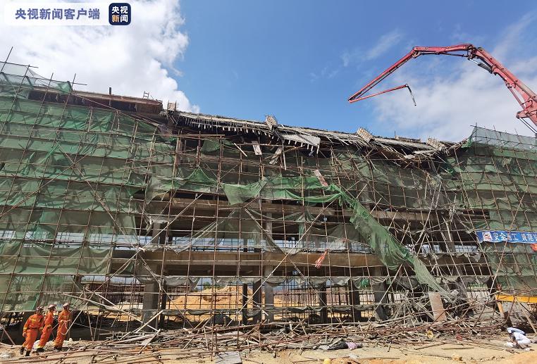 陆河县一工地发生坍塌致7人死亡 陆河新闻 第1张