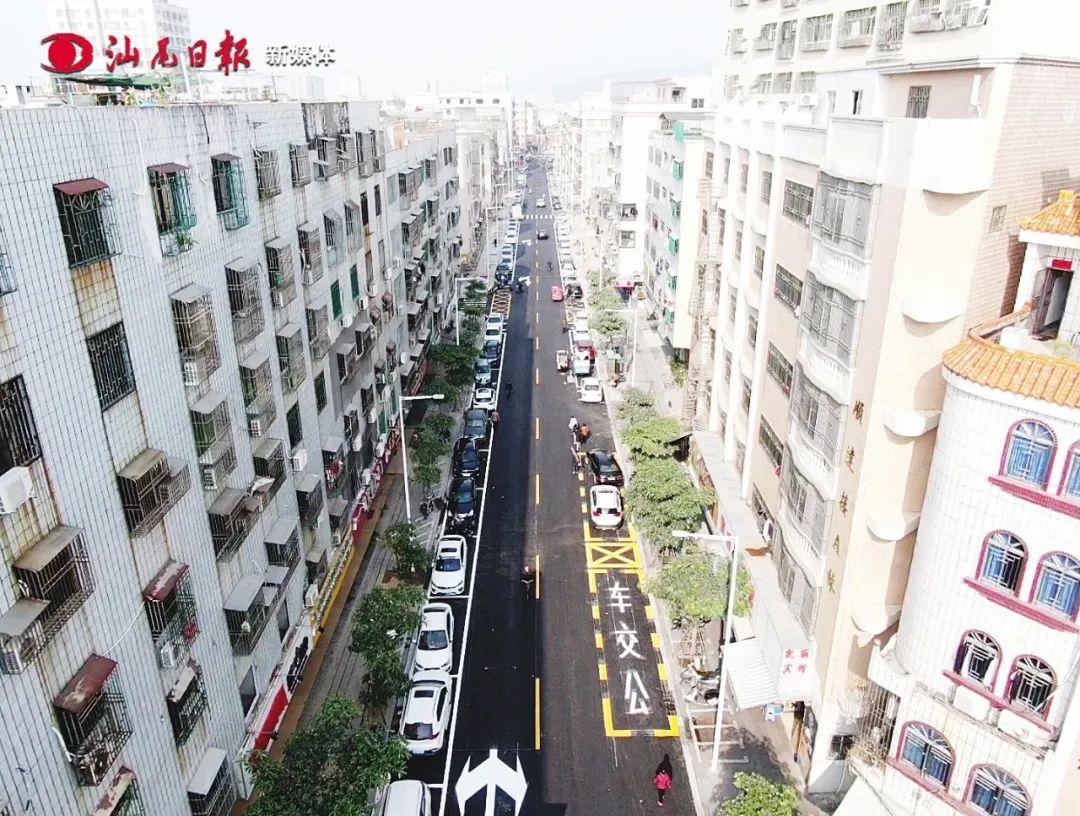 汕尾市区兴华路建成通车 汕尾新闻 第2张