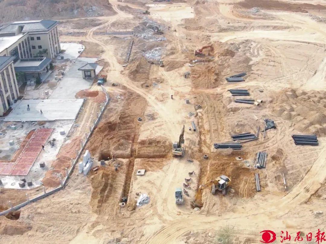 陆河规划建设南部新城 陆河新闻 第4张